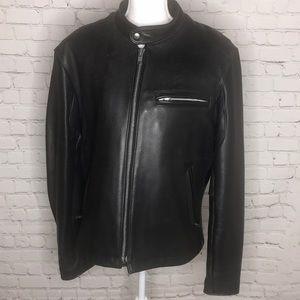 Kerr leather jacket